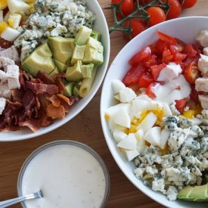 Low Carb Cobb Salad