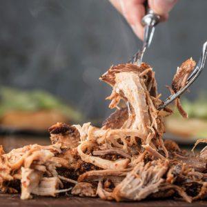 Instant Pot Pulled Pork Shoulder