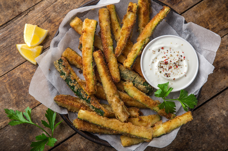 Low-Carb Alternatives To French Fries