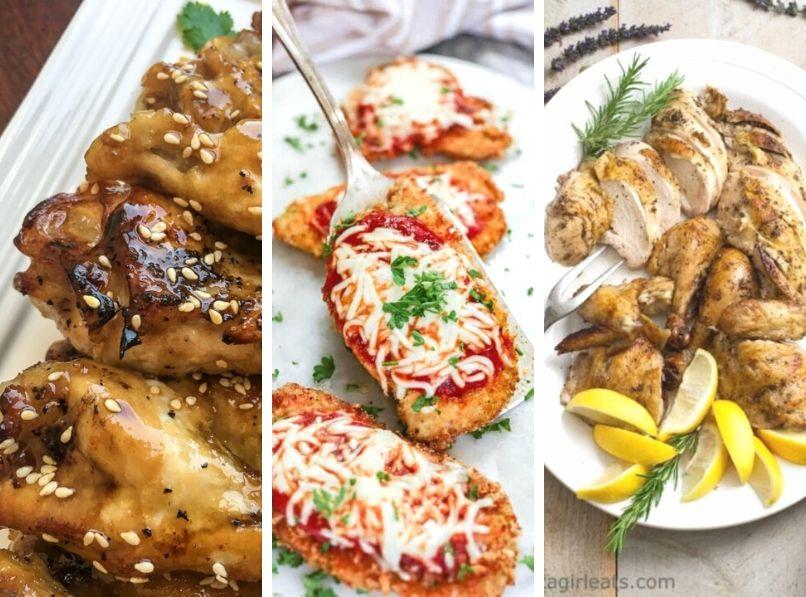25 Quick & Easy Keto Chicken Recipes for Dinner