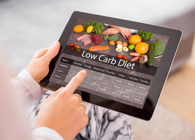 Get Started on a Low-Carb Diet