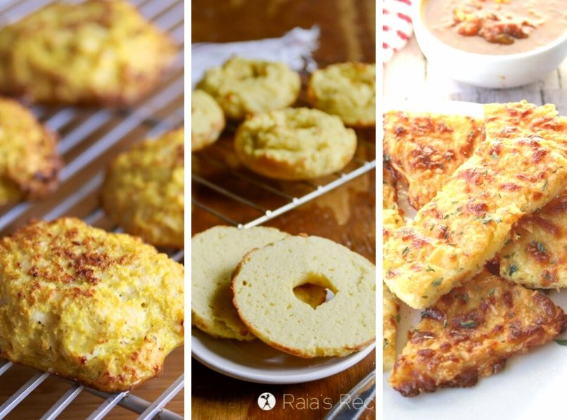 12 Low Carb Bread Recipes (With 5 Ingredients or Less)