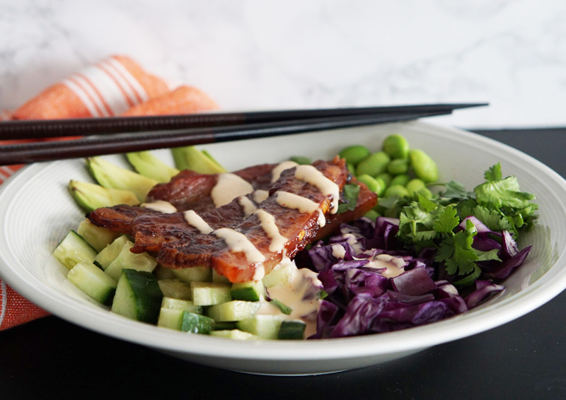 Low Carb Asian-Inspired Dishes