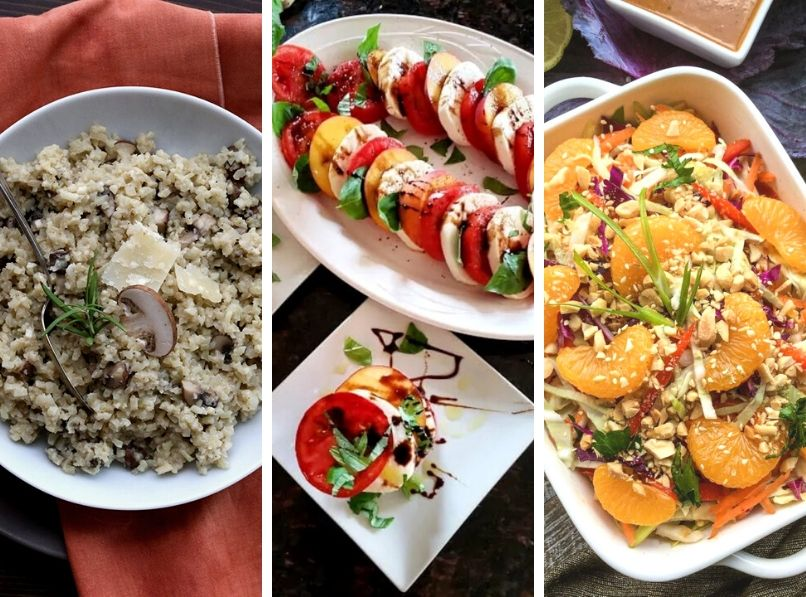 10 Side Dishes to Serve with Stuffed Peppers