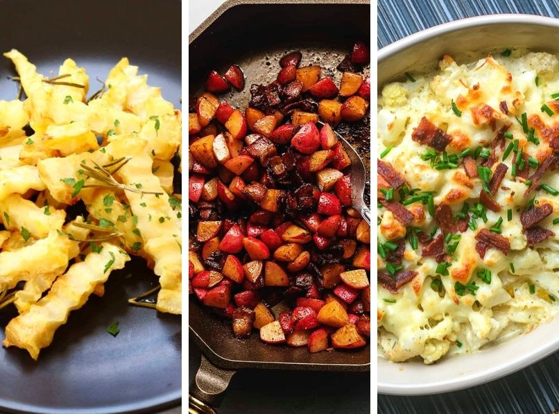 Low-Carb Alternatives to Potatoes (+15 Great Recipes)